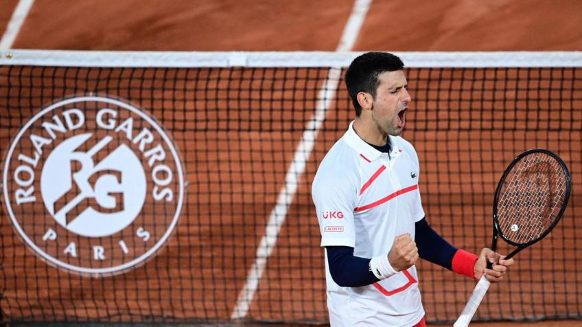 Roland Garros: Djokovic will meet Tsitsipas in the semifinal!