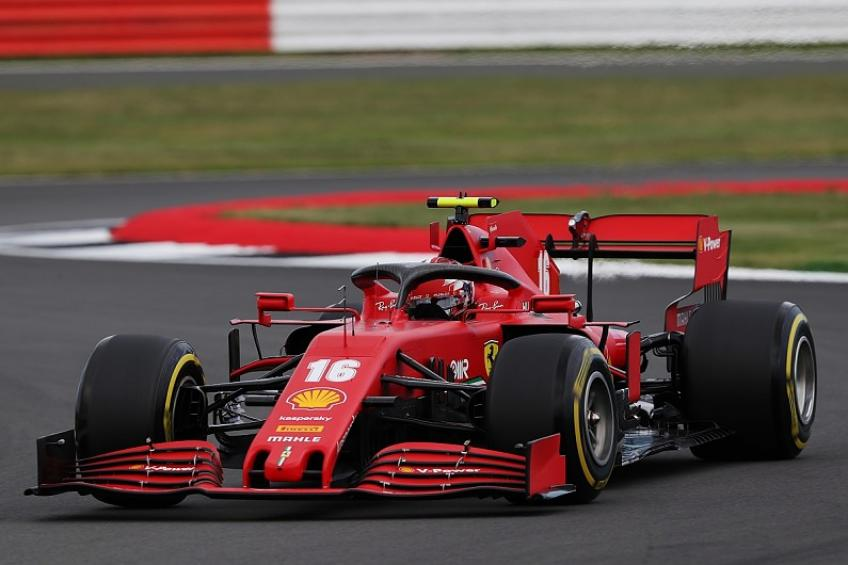 Ferrari will be working on the rear part of the car