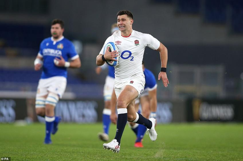 Six Nations, Italy-England 5-34!