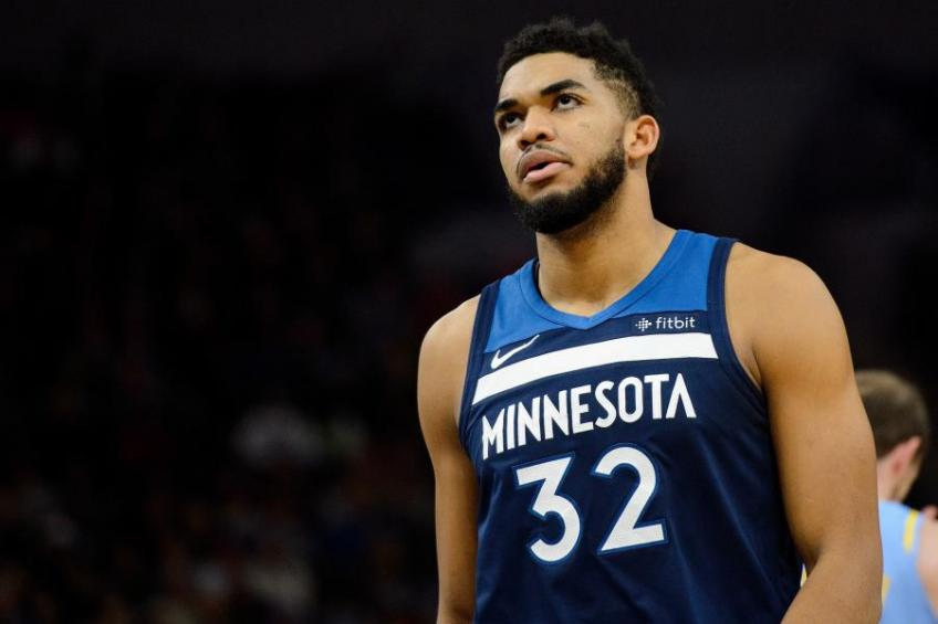 Timberwolves' Karl-Anthony Towns opens up on dealing with mother's death