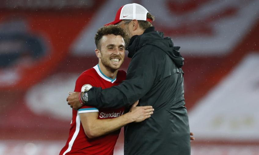 Diogo Jota: Klopp made a good move again