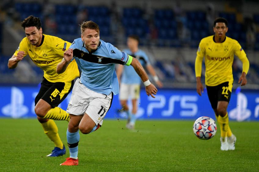 Borussia Dortmund, led by Halland, wants to beat Lazio