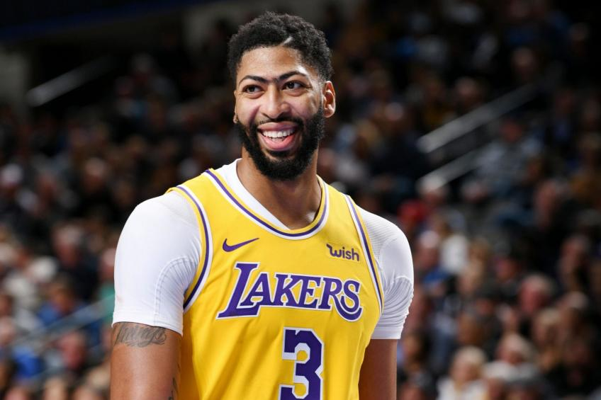 Anthony Davis: I seeked long-term deal from Lakers due to my history with injuries