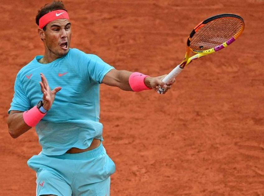 """Rafael Nadal: """"There is one thing that makes me lose all self-control"""""""