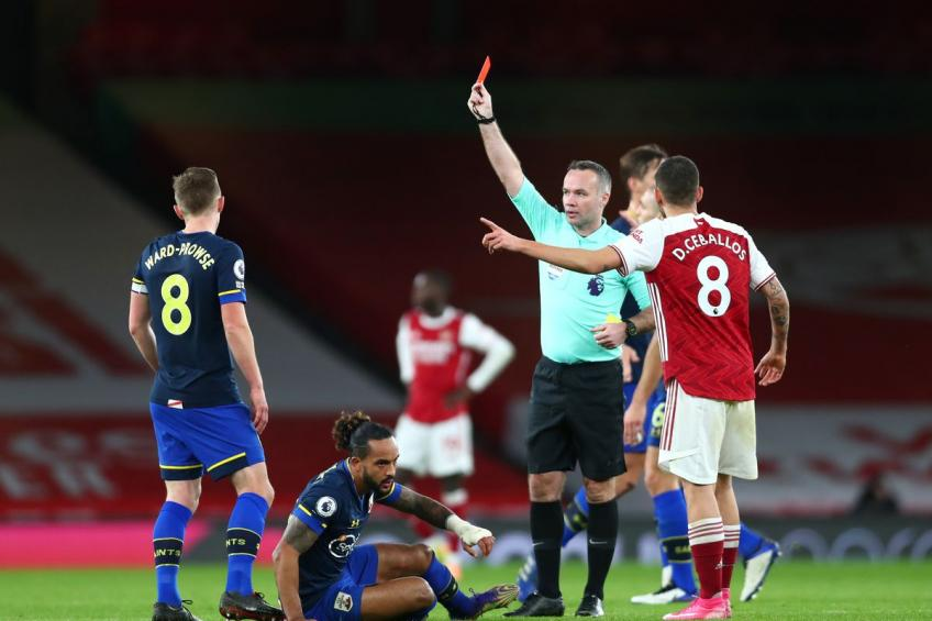 Arsenal desperate again: Southampton could have won but in the end still a draw