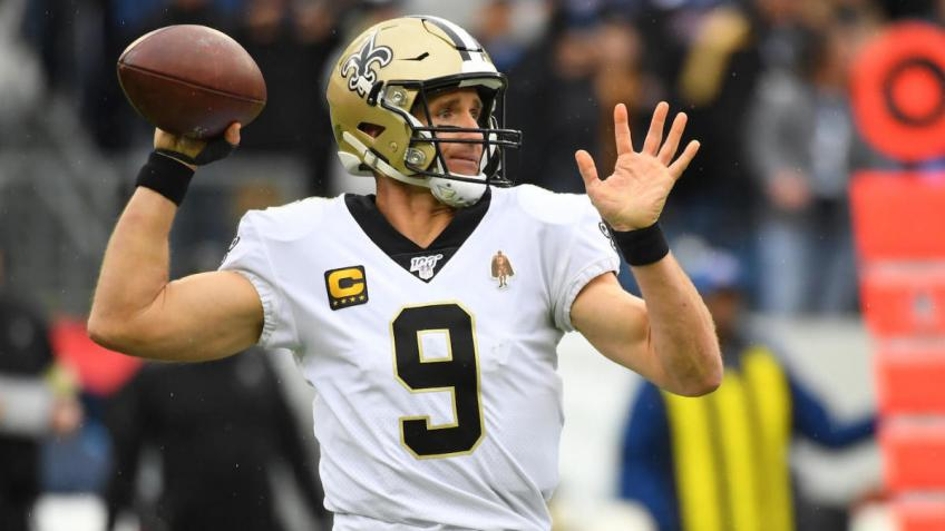 Saints HC Sean Payton not ruling out Drew Brees from playing vs Chiefs