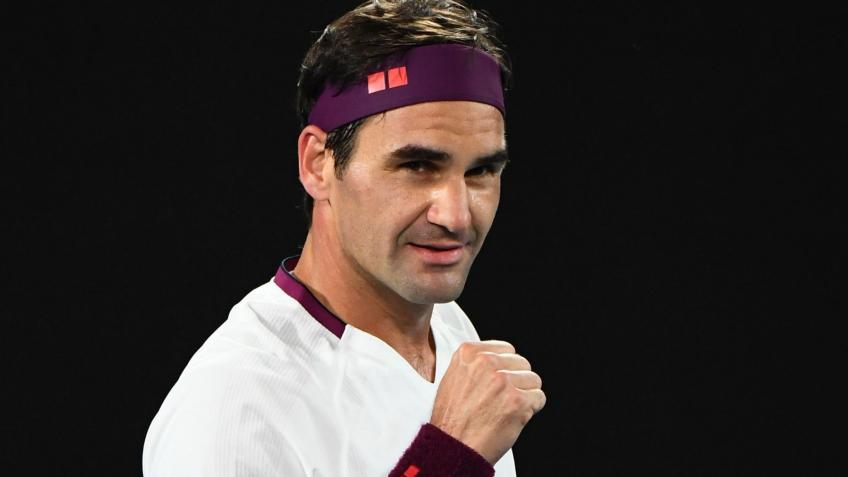 Roger Federer's surprise for a fan's 100th birthday