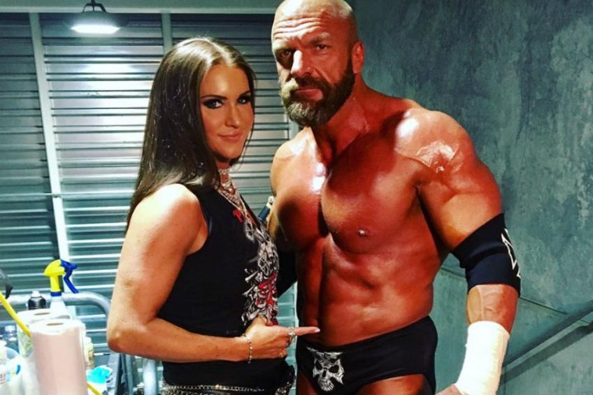 Kevin Kelly made real the story between Triple H and Stephanie McMahon!
