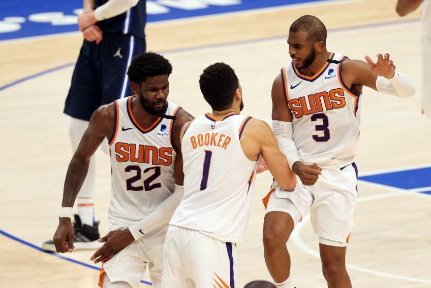 Suns' Chris Paul: Always confident in Devin Booker to hit game-winner
