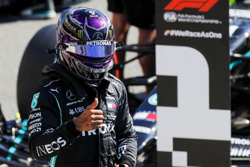 Lewis Hamilton renews contract with Mercedes and ...