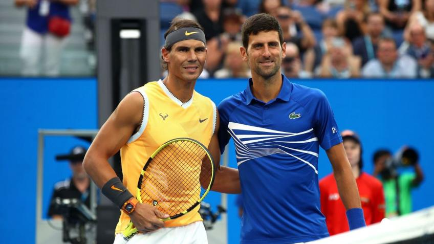 Rafael Nadal attacks Novak Djokovic?