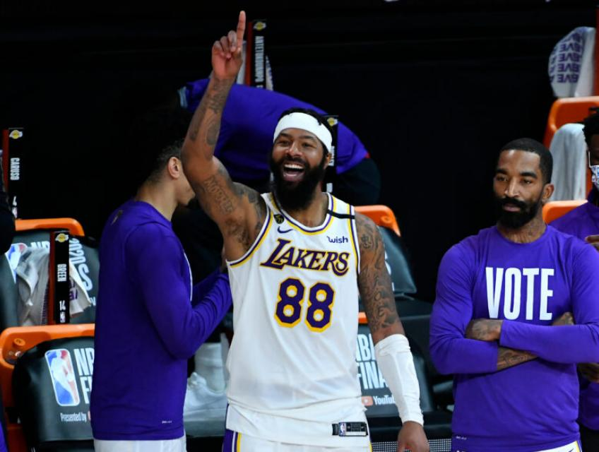Lakers' Markieff Morris: Jazz beat us badly but it'll be different story in playoffs