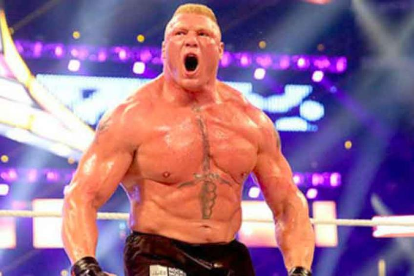 """Bobby Lashley: """"If Brock Lesnar wants to return to WWE ..."""""""