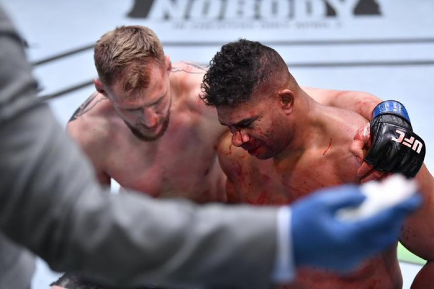 Dana White explained why Overeem and Santos are sacked from the UFC