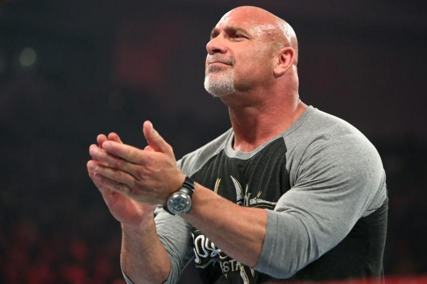 """Goldberg: """"In WWE there is a wrestler I see myself in"""""""