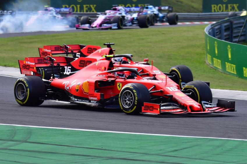 Ferrari enters the new season with a much faster car