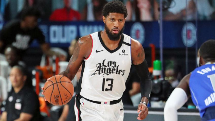 Clippers' Paul George fined $35,000 for publicly criticising officiating