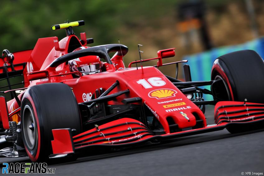 Ferrari has serious ambitions for the 2022 car