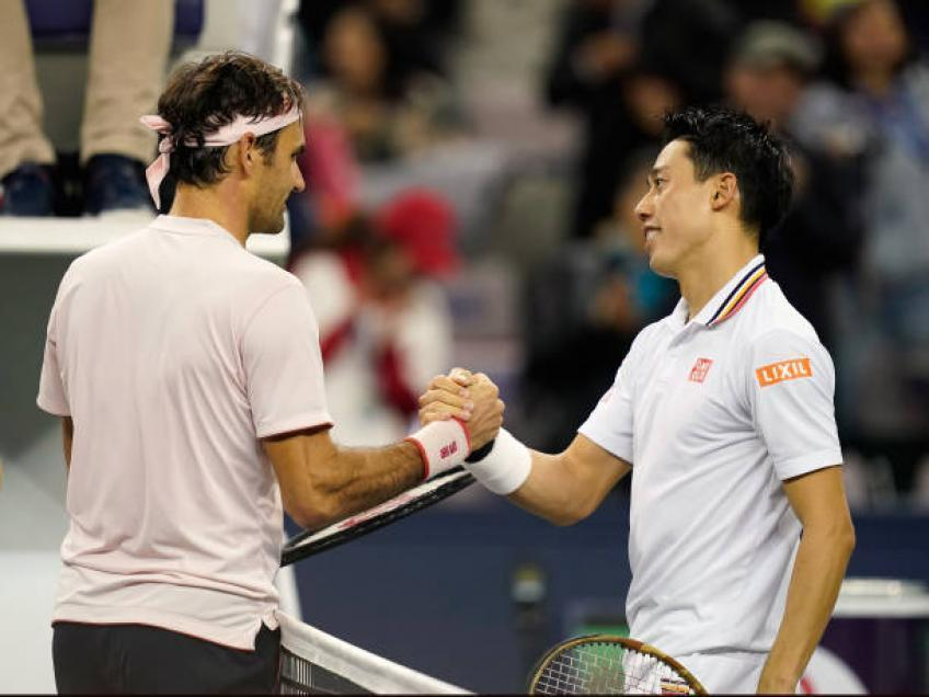 "Kei Nishikori: ""Roger Federer will NOT retire at the end of this year"""