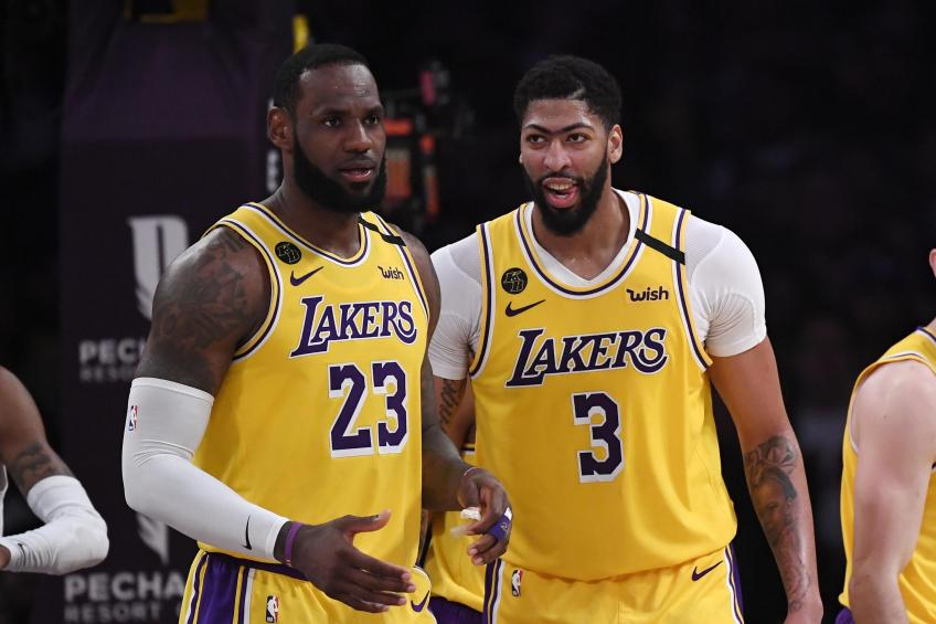 Lakers Ceo and President Jeanie Buss: Moves Nets made will bring out best in us