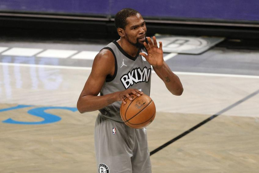 Nets' Kevin Durant near return from seven-week absence