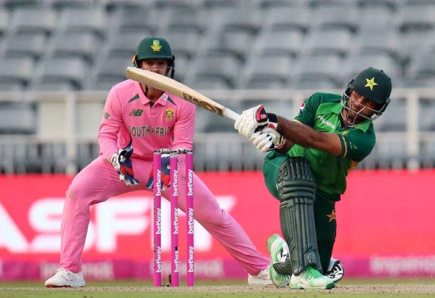 Despite Fakhar Zaman's great game, Pakistan was defeated by South Africa
