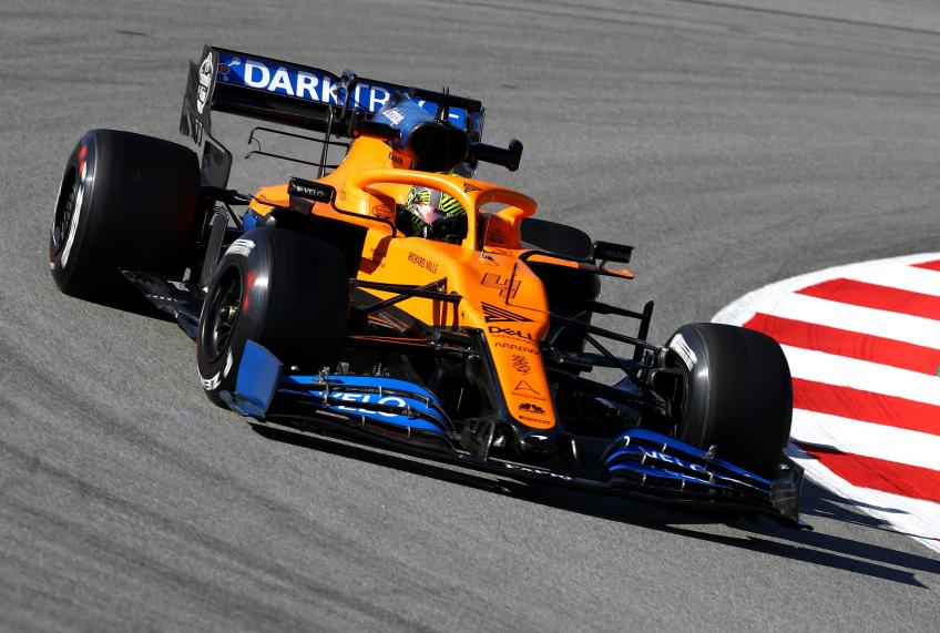 McLaren is cautious in the rest of the season