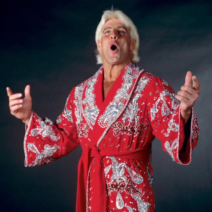 """Ric Flair: """"All other sports are copying from WWE"""""""