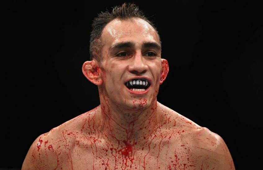 "Tony Ferguson: ""I became one-dimensional"""