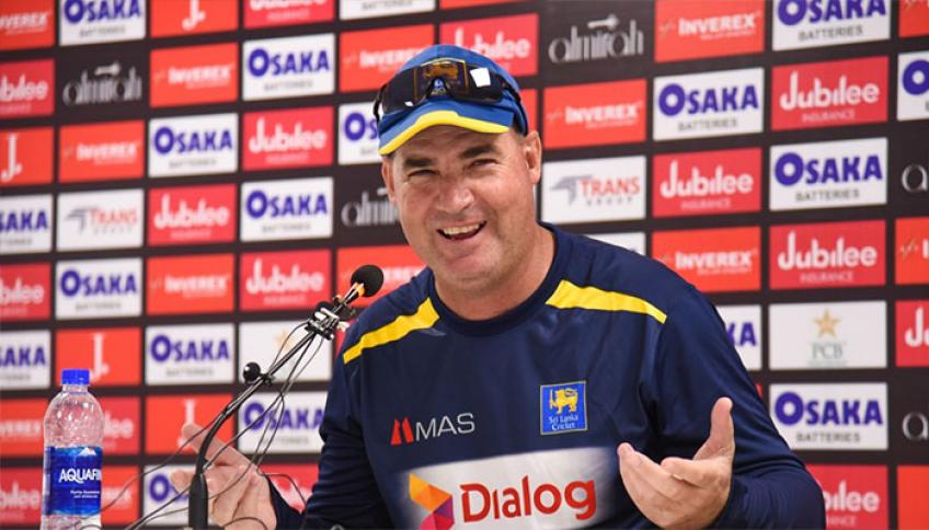 Mickey Arthur has great confidence in his team