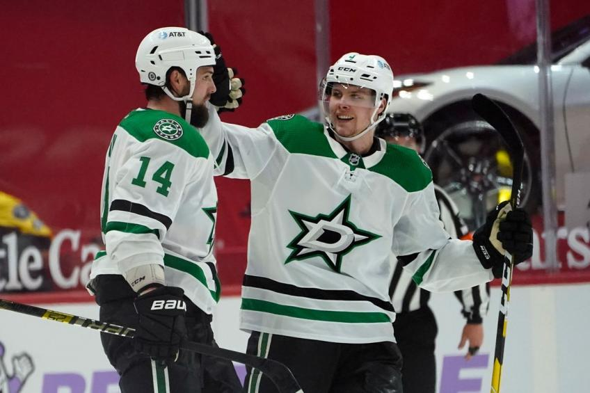 Dallas and Las Vegas shine in the NHL