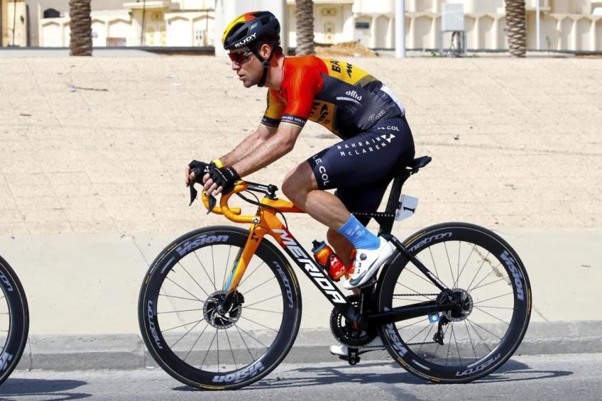 Mark Cavendish is grateful to his team for reviving his career