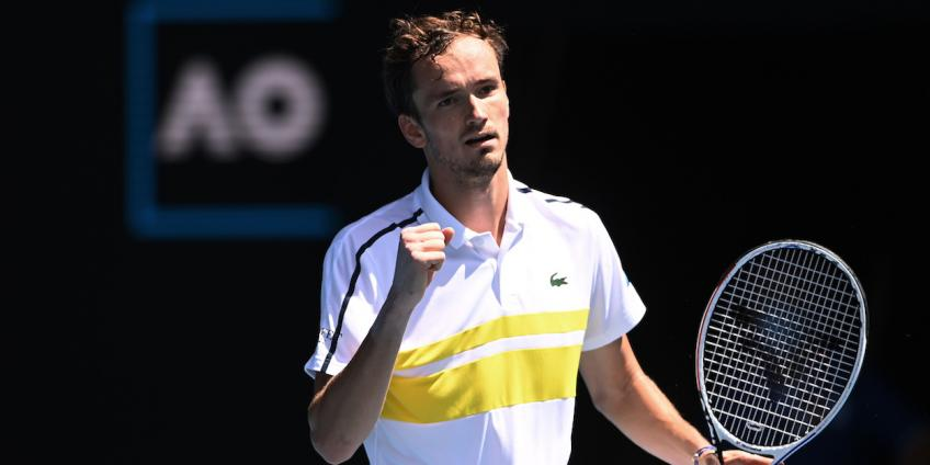 Daniil Medvedev: I always come to tournament with goal of winning it