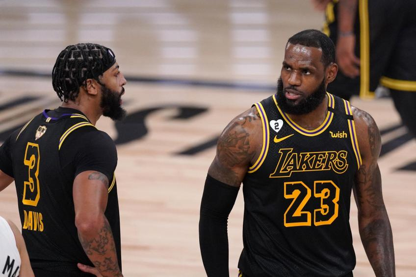 Dennis Schroder on LeBron James, Anthony Davis: Two top players in NBA