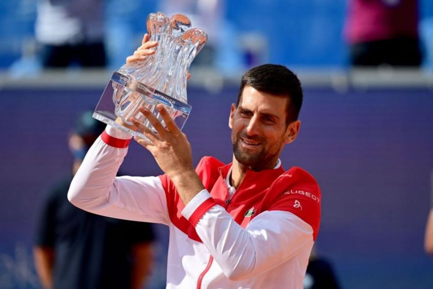 ATP Belgrade 2: Djokovic beats Molcan and wins the title for the 3rd time