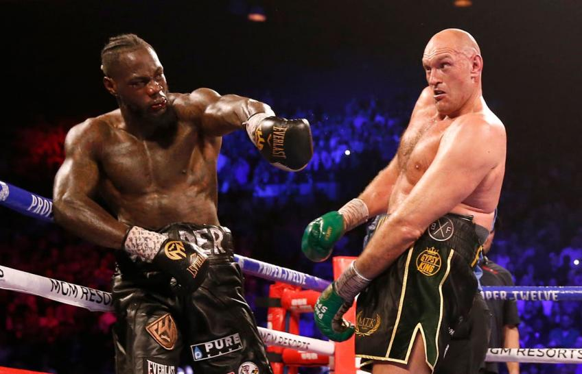 Wilder wants to decapitate Fury in the next match