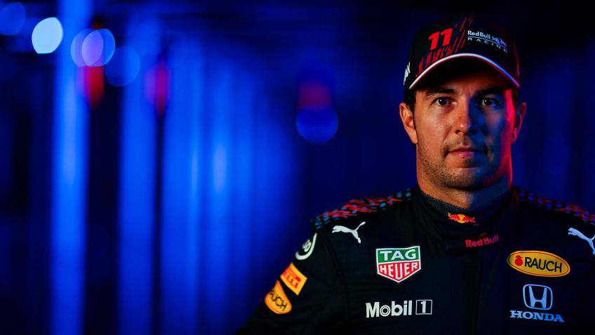 """Perez: """"I am very sorry for Max because he deserved the win"""""""