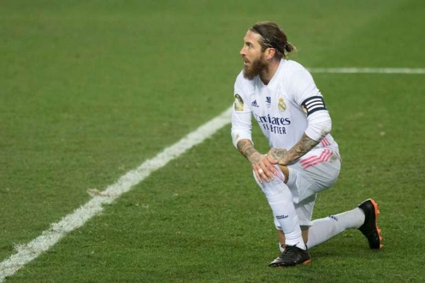 PSG is the first option for Sergio Ramos