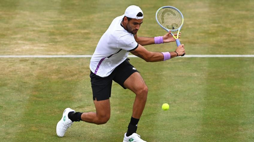 ATP Queen's 2021: Norrie and Berrettini in the final