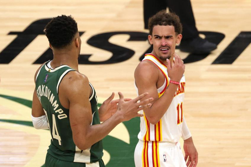 Hawks' Trae Young takes responsibility for Game 2 versus Bucks