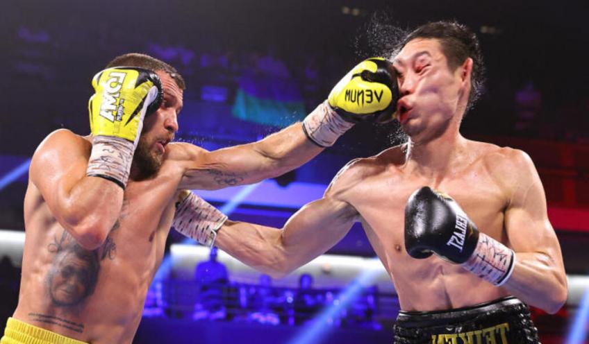 Lomachenko at the top level in the victory against Nakatani