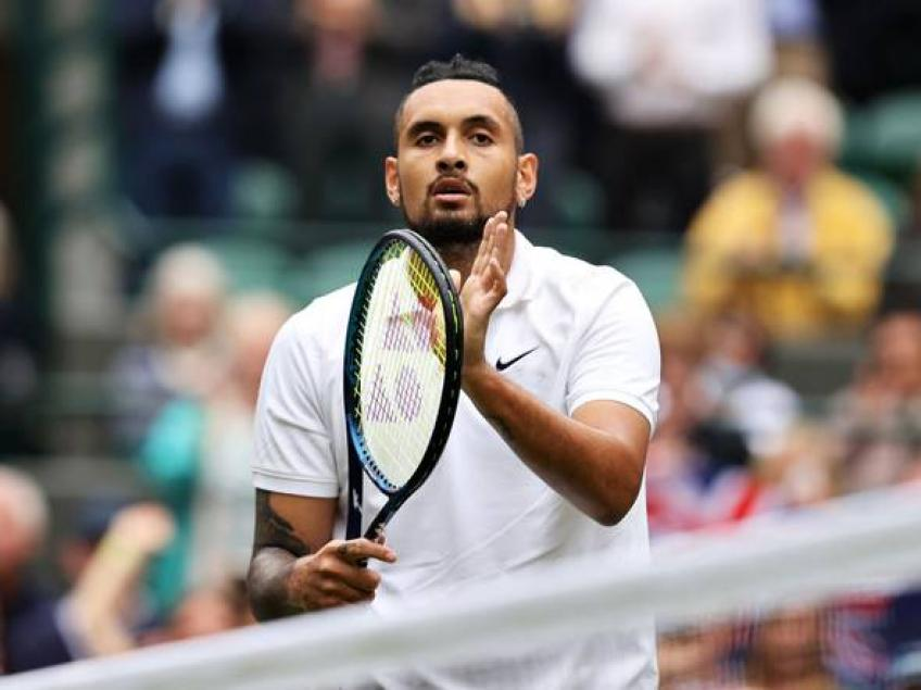 Nick Kyrgios: Fans want entertainment and I give it to them