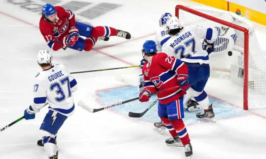 Stanley Cup Final: Montreal Canadiens beat Tampa in Game-4