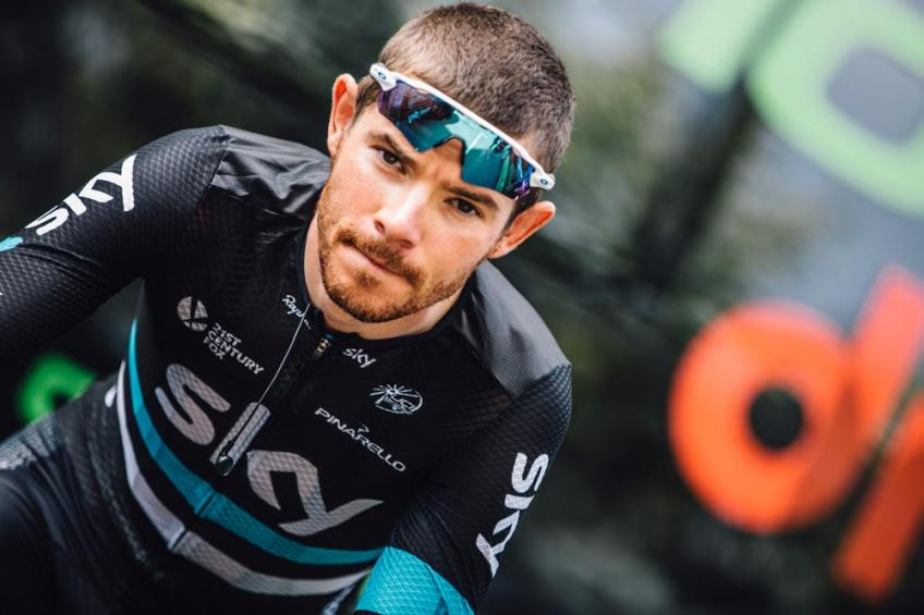 Luke Rowe disappointed after leaving the Tour de France