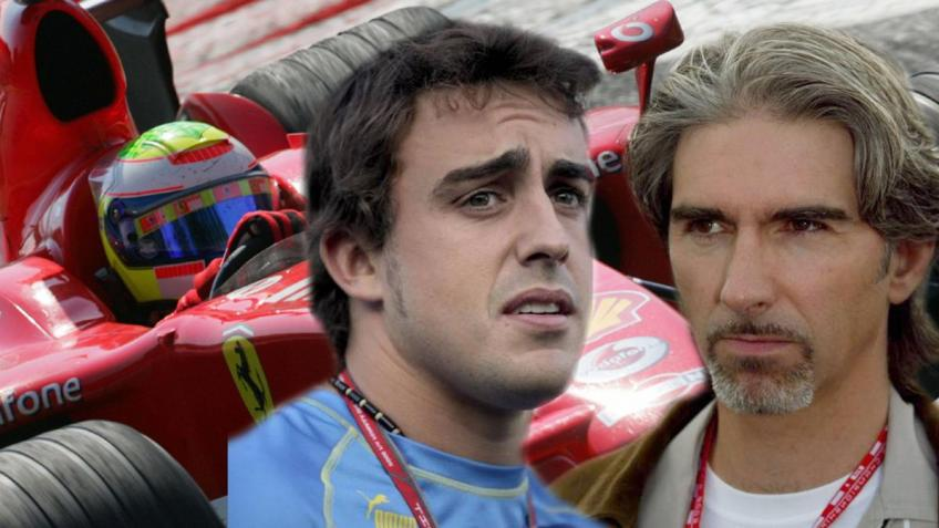 Hill would choose Alonso as his ideal teammate
