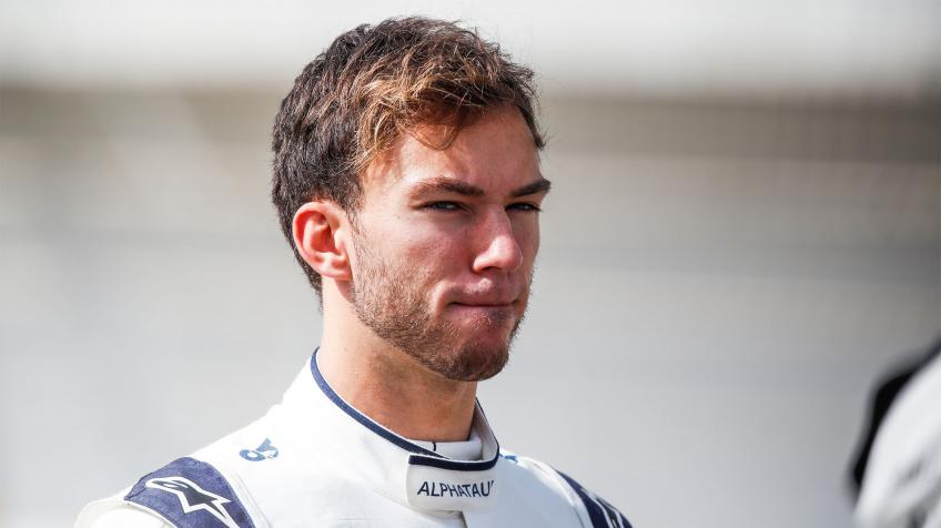 """Gasly: """"My future is in the hands of Red Bull"""""""