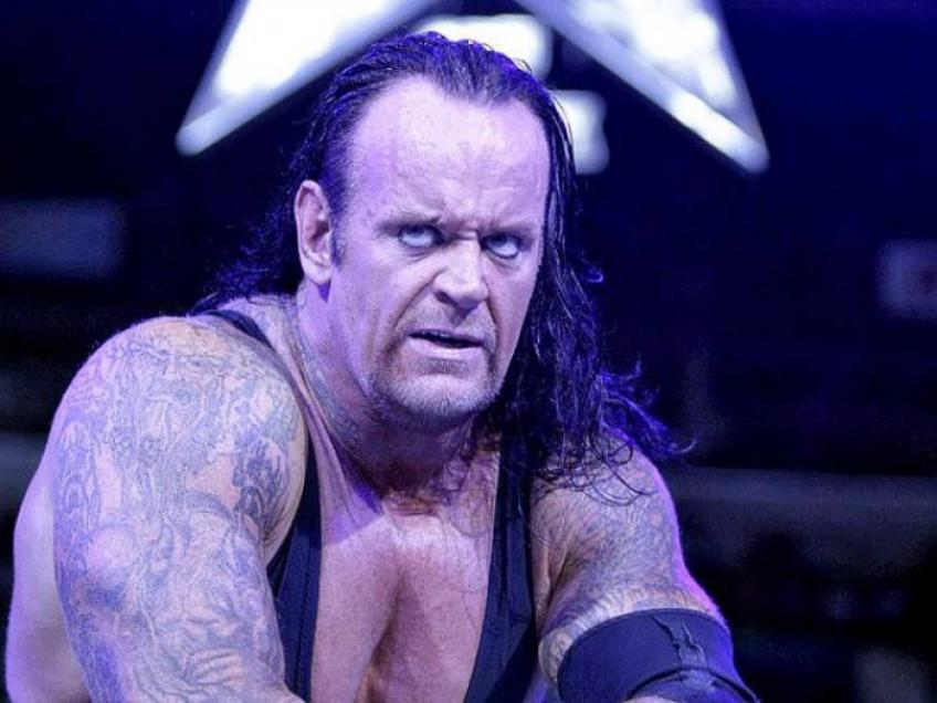 """Ross: """"The Undertaker had heated conversations with Brian Adams"""""""