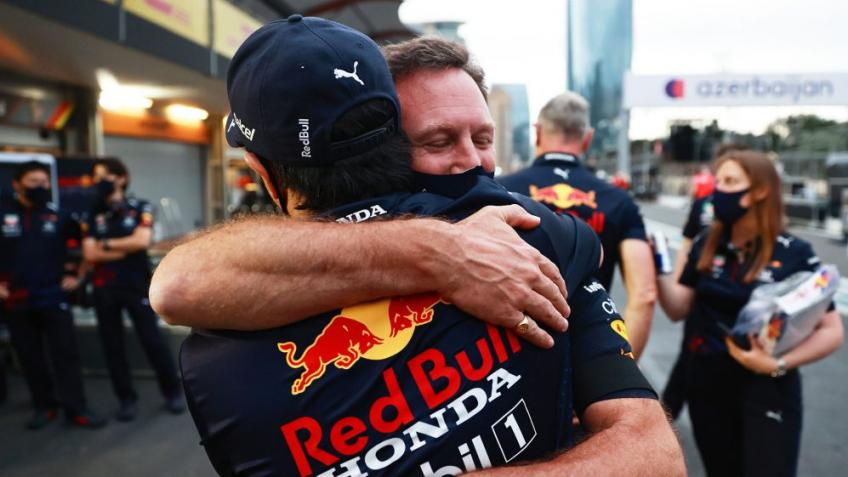 """Horner: """"Perez did what we expected"""""""