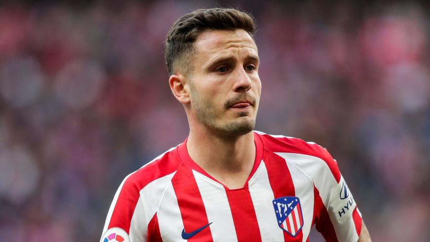 Saul Niguez has to decide between Chelsea and Manchester United