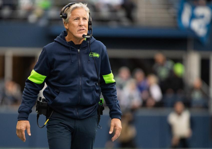 Seahawks coach Pete Carroll: Black athletes are living scared to death